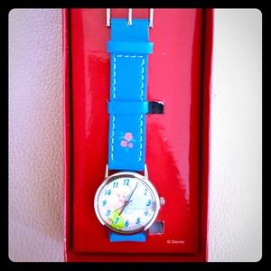 🆕 Tinker Bell DISNEY GIRL WATCH w/ box Gift